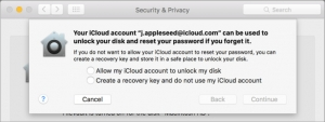 Want to recover a FileVault-encrypted drive without a recovery key? You're out of luck
