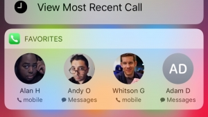 Reorder Your Favorites List on iPhone to Adjust Who Appears In the Phone's 3D Touch Shortcut