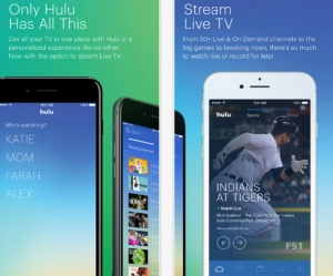 News: Hulu with Live TV app lands on App Store